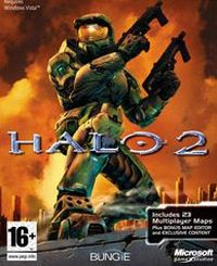 Game Box for Halo 2 (PC)