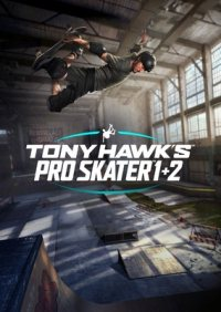Tony Hawk's Pro Skater 1+2 (PC cover