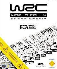 Okładka WRC (PSP)