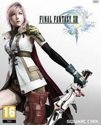 Game Box for Final Fantasy XIII (PC)