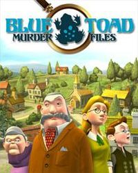 Okładka Blue Toad Murder Files (PS3)