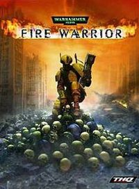Okładka Warhammer 40,000: Fire Warrior (PC)