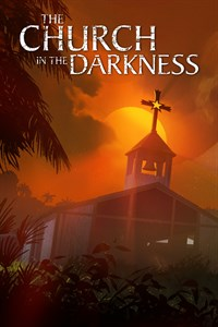 Game Box for The Church in the Darkness (PC)