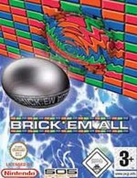 Game Box for Brick Em All (GBA)