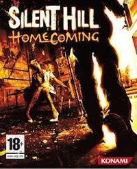 Okładka Silent Hill: Homecoming (PS3)