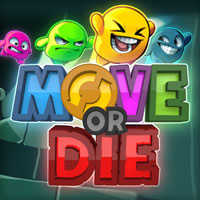 Game Box for Move or Die (PC)