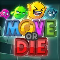 Okładka Move or Die (PC)
