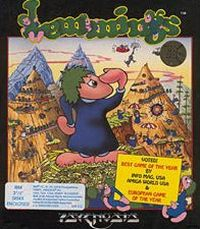 Okładka Lemmings (1991) (PC)
