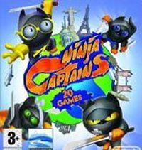 Okładka Ninja Captains (Wii)