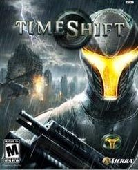 Game Box for TimeShift (PC)