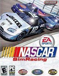 Okładka NASCAR: SimRacing (PC)