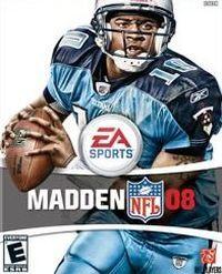 Okładka Madden NFL 08 (PC)
