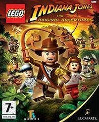 Okładka LEGO Indiana Jones: The Original Adventures (PC)
