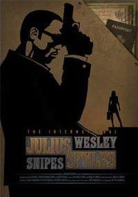 Okładka Julius Styles: The International (PS3)
