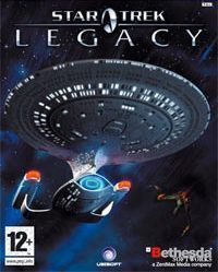 Hotkeys image the ultimate universe mod for star trek: legacy.