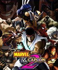 Okładka Marvel vs. Capcom 2 (PS3)
