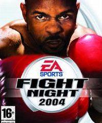 Okładka Fight Night 2004 (PS2)
