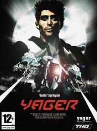 Game Box for Aerial Strike: The Yager Missions (PC)