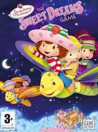 Game Box for Strawberry Shortcake: The Sweet Dreams Game (PS2)