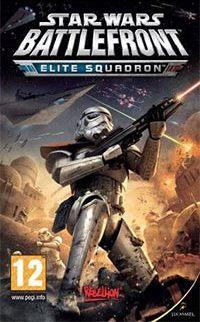 Star Wars Battlefront: Elite Squadron (PSP cover