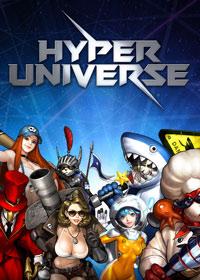 Okładka Hyper Universe (XONE)