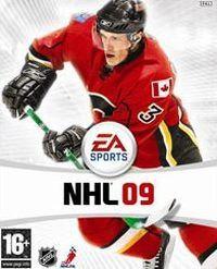 Okładka NHL 09 (PC)