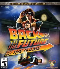 Game Box for Back to the Future (PC)