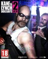 Okładka Kane & Lynch 2: Dog Days (PC)