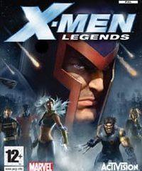 Okładka X-Men Legends (GCN)