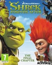 Okładka Shrek Forever After (PC)