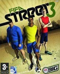 Game Box for FIFA Street 3 (X360)