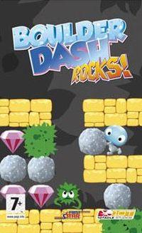 Okładka Boulder Dash: Rocks! (PSP)