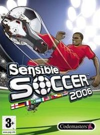 Sensible Soccer 2006 cover