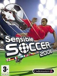 Okładka Sensible Soccer 2006 (PC)