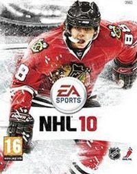 Okładka NHL 10 (X360)