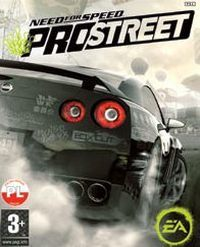 Okładka Need for Speed ProStreet (PC)