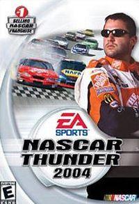 Okładka NASCAR Thunder 2004 (PC)