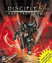 Game Box for Disciples II: Dark Prophecy (PC)