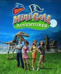 Okładka 3D Ultra MiniGolf Adventures 2 (PS3)