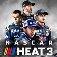 Game Box for NASCAR Heat 3 (PC)