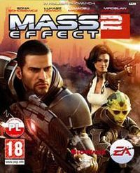 Okładka Mass Effect 2 (PC)