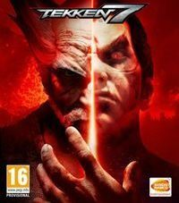Game Box for Tekken 7 (PC)