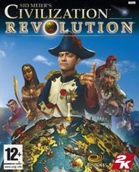 Game Box for Sid Meier's Civilization Revolution (PS3)