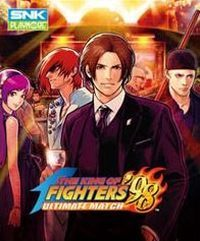Game Box for The King of Fighters '98: Ultimate Match (PS2)
