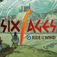 Game Box for Six Ages: Ride Like the Wind (PC)