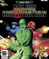 Okładka Army Men: Major Malfunction (PS2)