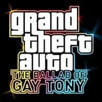Game Box for Grand Theft Auto: The Ballad of Gay Tony (X360)