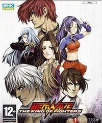 Okładka The King of Fighters NeoWave (XBOX)