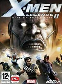 Okładka X-Men Legends II: Rise of Apocalypse (PC)