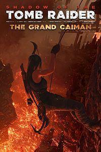 Okładka Shadow of the Tomb Raider: The Grand Caiman (PC)